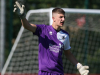 Boreham Wood PASE and Barnet and Southgate College student Fred Burbidge in goal for Boreham Wood FC